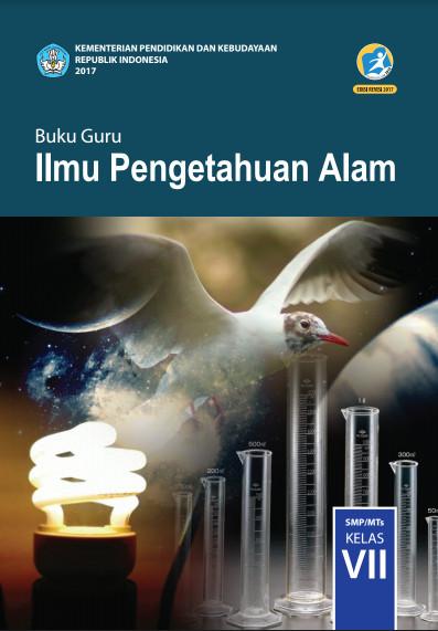 Buku Teks Pelajaran IPA Kurikulum 2013 Revisi 2017