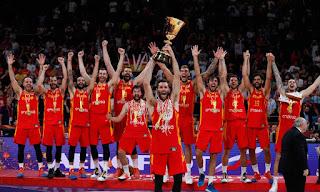 BALONCESTO - Mundial masculino 2019 (China): La nueva generación española campeona del mundo 13 años después