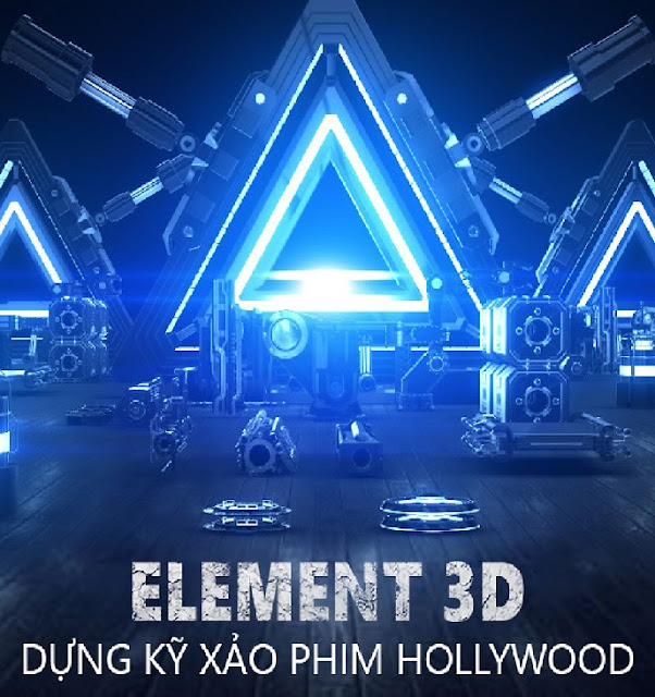 Element 3D - Kỹ xảo phim Hollywood