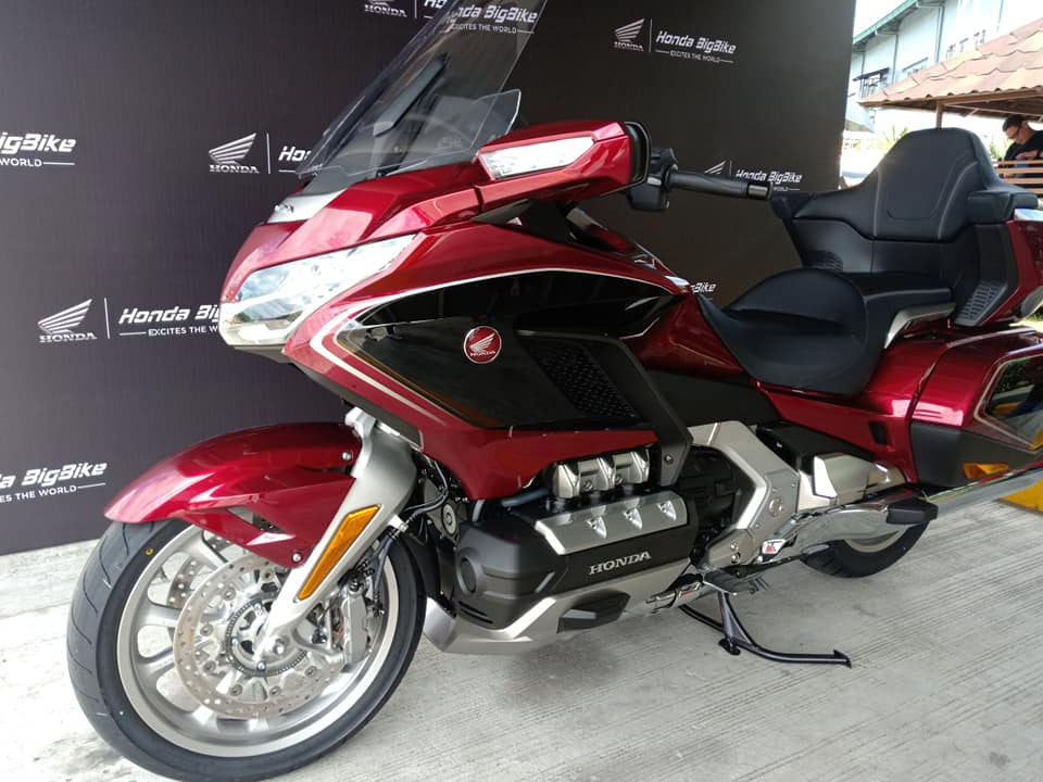 Honda GOLDWING Big Bike model