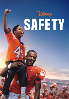 Safety - HDRip Dual Áudio