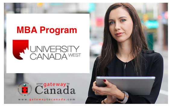 Take MBA Program at University Canada West, Get CAD 10,000 Bursary via Gateway to Canada