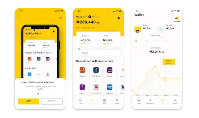 Baxi Mobile app n5000