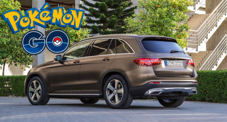 Mercedes benz dealers start using pokemon go to attract for Mercedes benz dealers