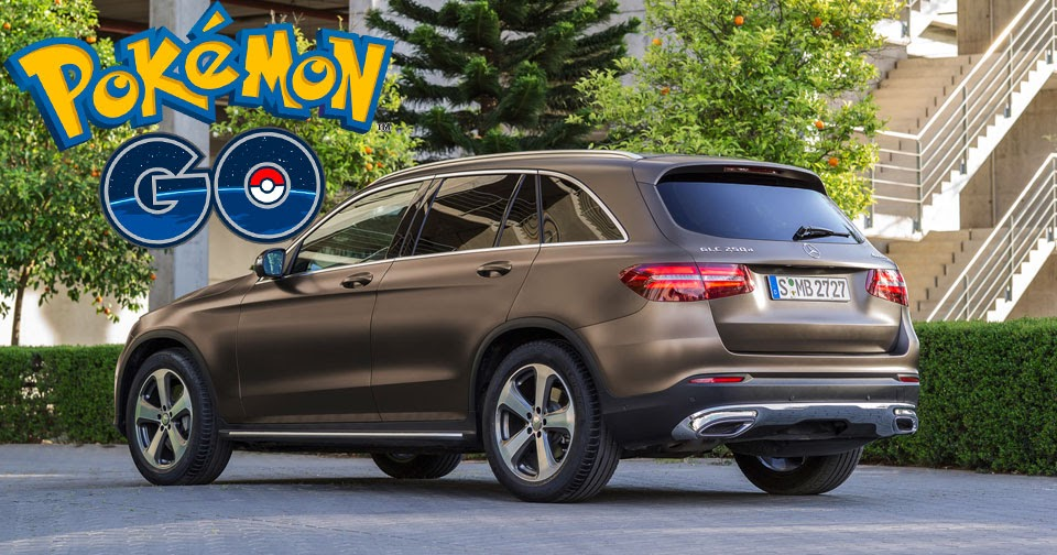 mercedes benz dealers start using pokemon go to attract customers. Cars Review. Best American Auto & Cars Review