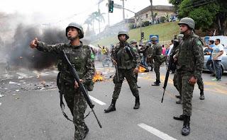 site policia mg Forças Armadas Assumem segurança no Rio de Janeiro