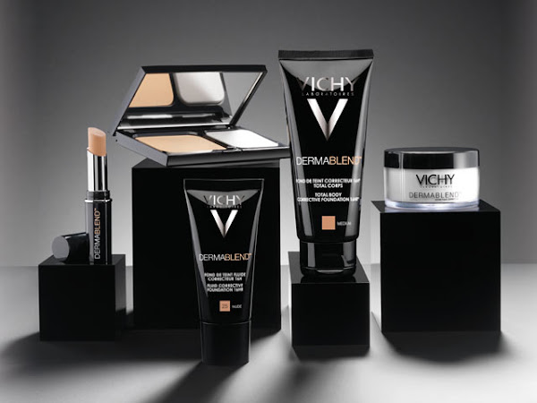 Vichy Dermablend launches new textures and colours