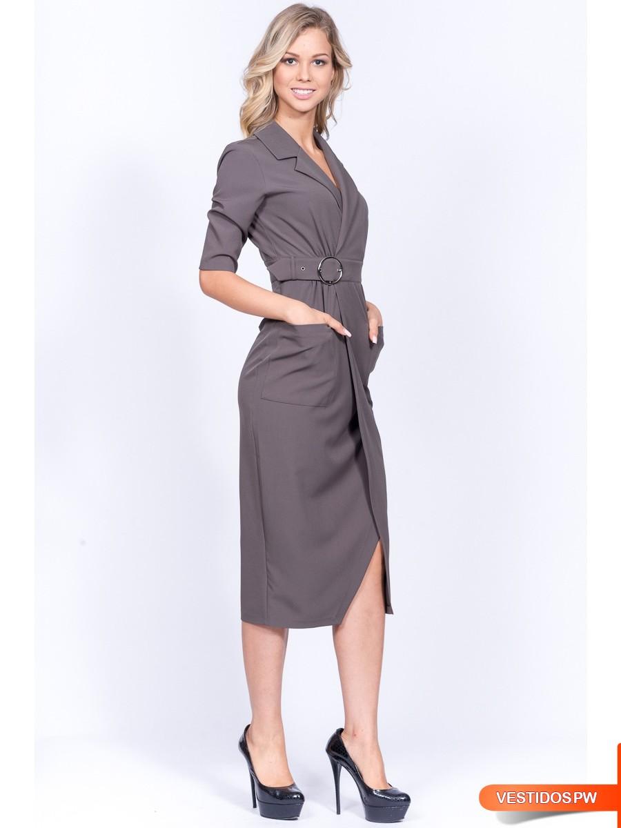 Vestidos modernos 2019 para seрів±oras