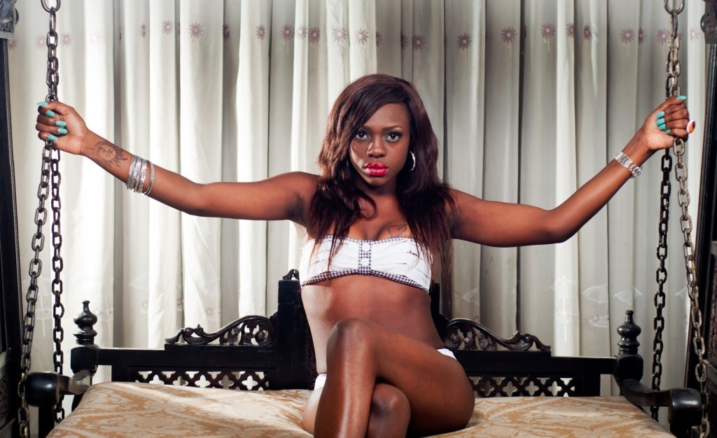 Actress Beverly Osu