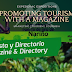 Promoting Tourism with a Magazine