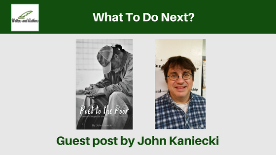 What To Do Next?, guest post by John Kaniecki