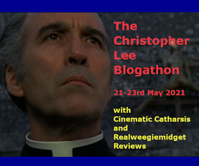 The Christopher Lee Blogathon - To the Devil a Daughter