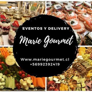 Productos de cóctel a domicilio Marie Gourmet eventos aperitivos