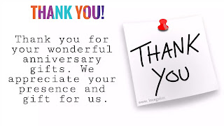 thank you for the anniversary wishes images