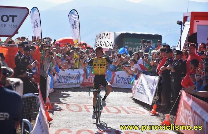 Las fotos de la 15ª etapa de la Vuelta a España 2019