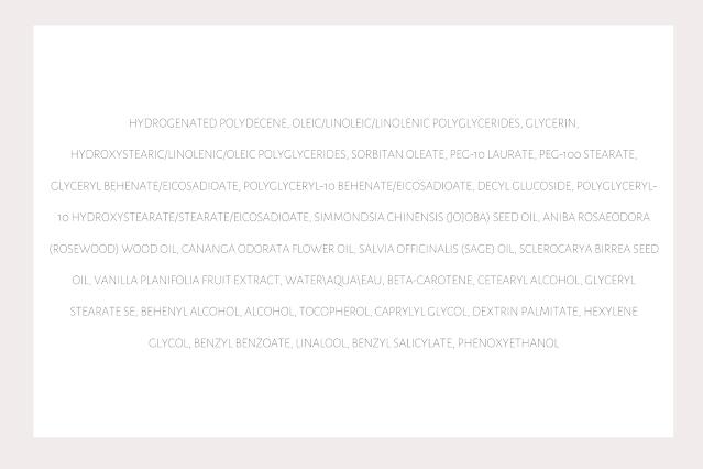darphin baume nettoyant aromatique au bois de rose composition, darphin baume nettoyant aromatique au bois de rose avis