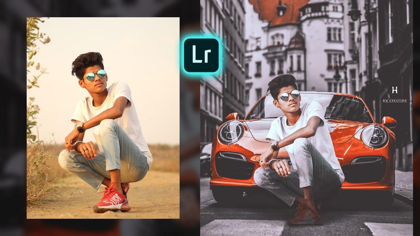 Free Lightroom mobile presets matte orange | Background ...