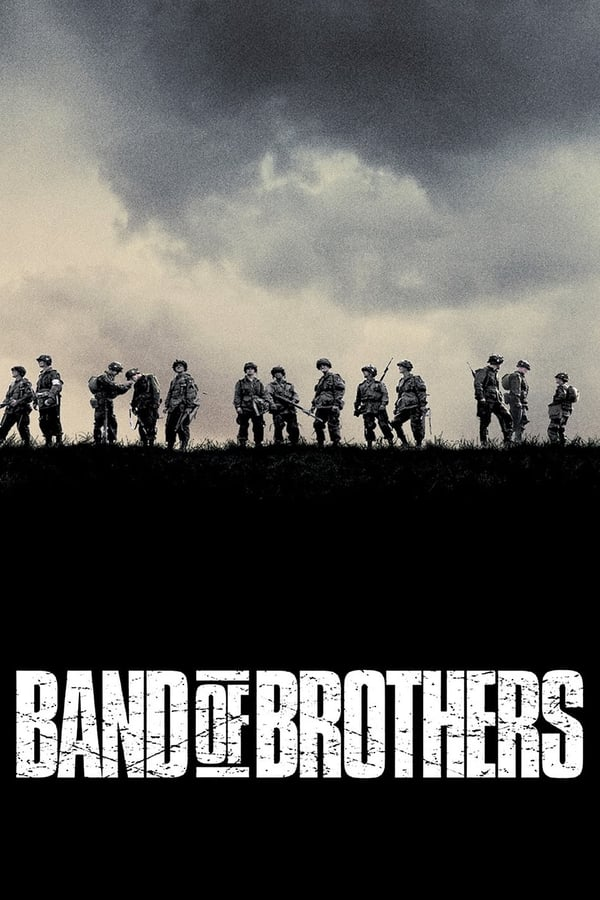 Descargar Band of Brothers Latino HD Serie Completa por MEGA