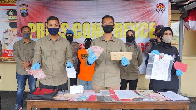 Polres Purbalingga Limpahkan Kasus Pungli Pelantikan Perangkat Desa Bojanegara ke Kejaksaan