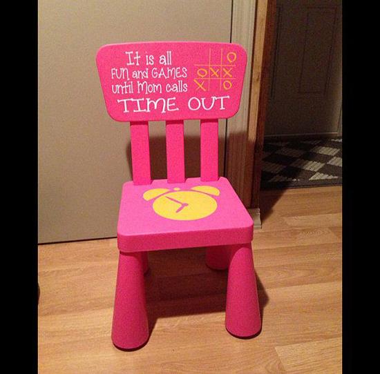 14 contoh Inspirasi desain kursi anak lucu