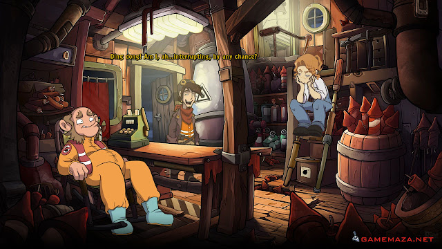 Deponia Doomsday Gameplay Screenshot 4