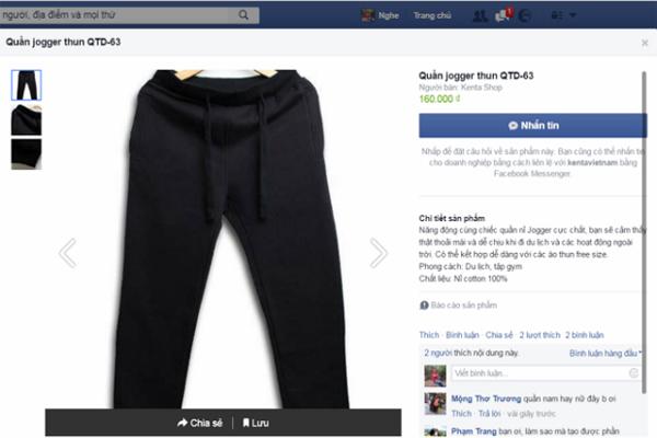 Facebook Lấn Sân Sang Thương Mại Điện Tử 1