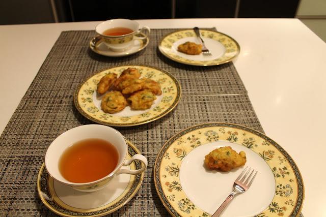 Best Ever Cucur Udang Azie Kitchen