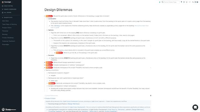 Design Dilemmas