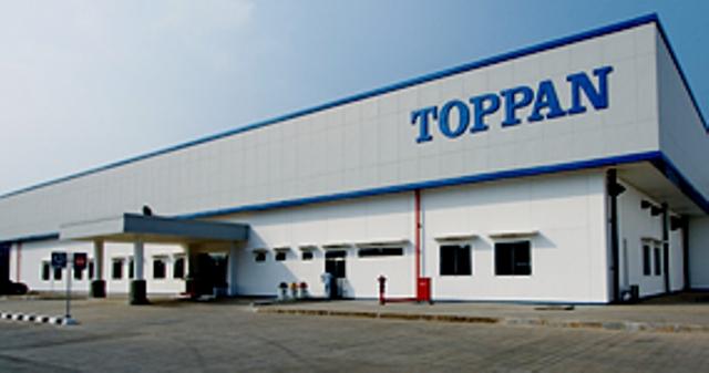 Lowongan Kerja Pabrik Via Pos Cikarang PT Toppan Printing Indonesia