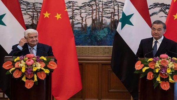 China insta a EE.UU. a cancelar su política de coerción