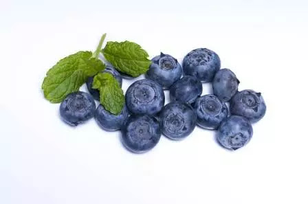 Blueberries to improve eyesight,