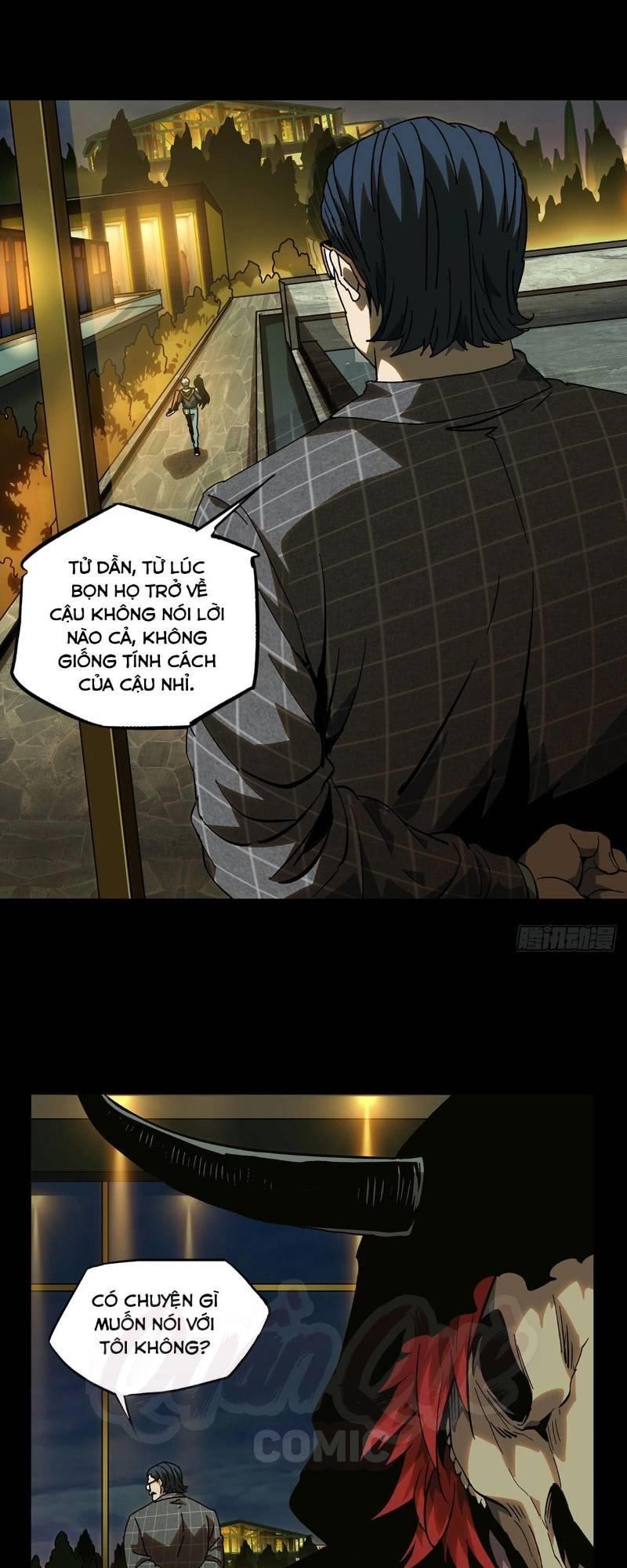 Đại Tượng Vô Hình chap 54 - Trang 5