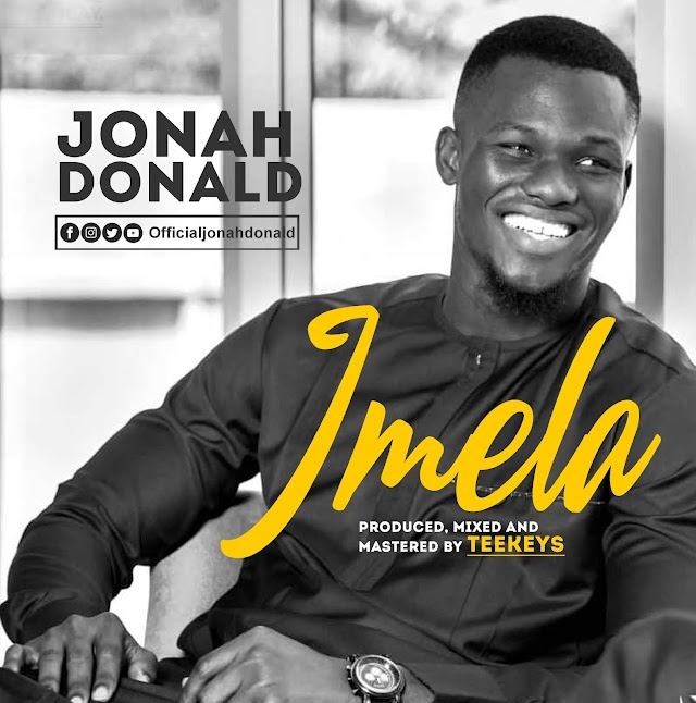 DOWNLOAD MP3: Jonah Donald – Imela