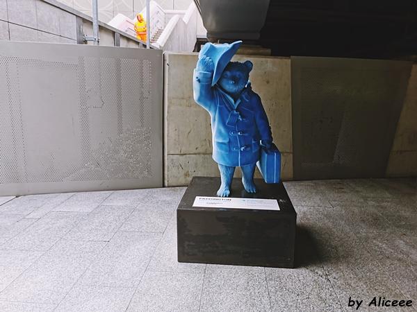 Paddington-Bear-Statue