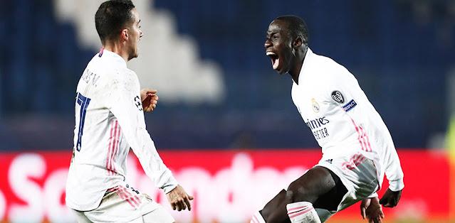 Atalanta vs Real Madrid Highlights