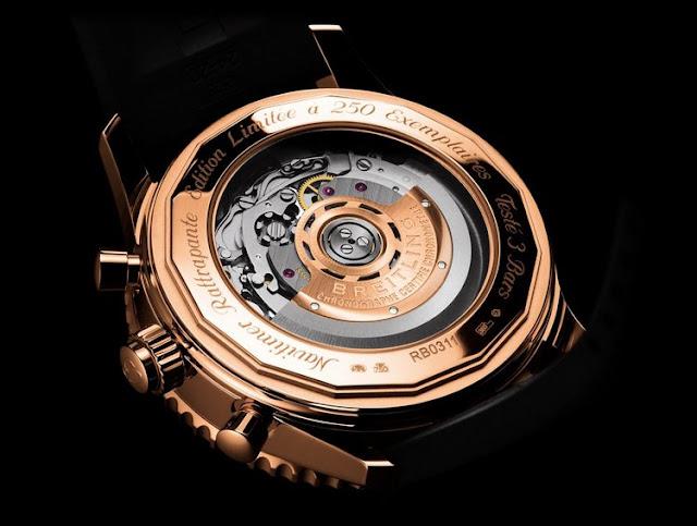 Réplique De Montres Breitling Navitimer Rattrapante Split-Seconds Chronographe Automatique