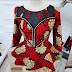 Kitenge Top casual fashion for women