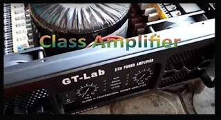 Klasifikasi Class Power Amplifier
