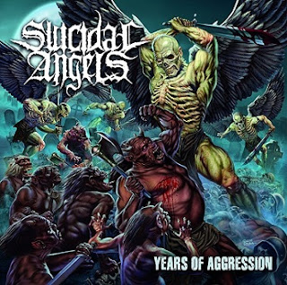 "Το βίντεο των Suicidal Angels για το ""Bloody Ground"" από το album ""Years of Aggression"""