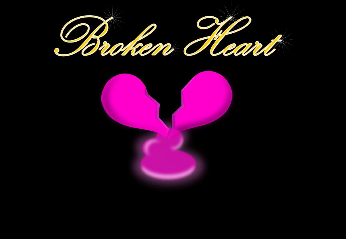 All New Pix1: Wallpaper Of Broken Heart