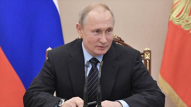 Putin asegura que no hay tropas rusas en Venezuela