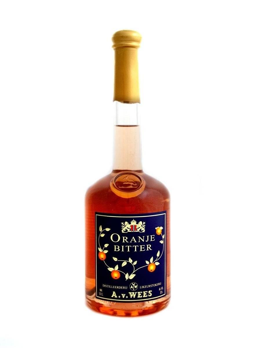 Oranje bitter Van Wees