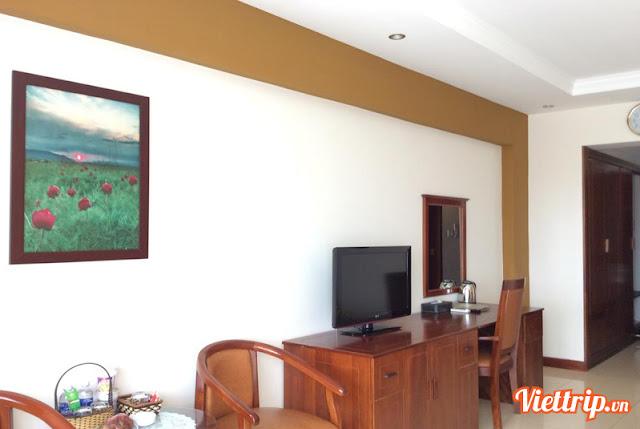 Tiện nghi sang trọng - khách sạn Intourco Vũng Tàu