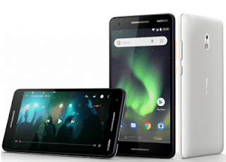 Nokia 2.1 Officially Launched With Anti-fingerprint Coating