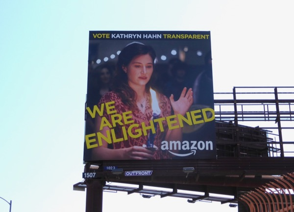 Kathryn Hahn Transparent Enlightened Emmy billboard