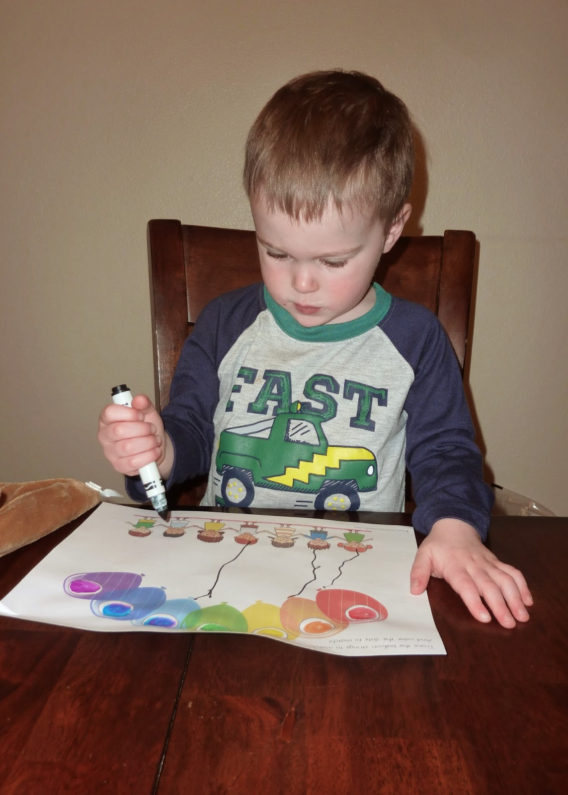 Life With A Toddler Tot School R Is For Rainbow