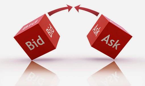 arti bid dan offer saham, arti bid dan offer pada saham
