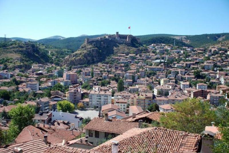 Kastamonu Şehri Görünümü