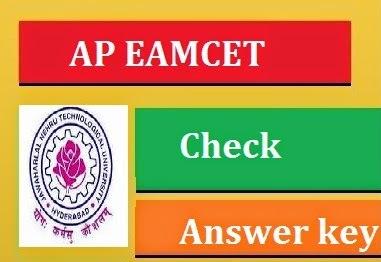 eamcet answer key 2017