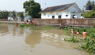 UPP Jepara Normalisasi Alur Sungai Kali Wiso   Dengan Program Padat Karya